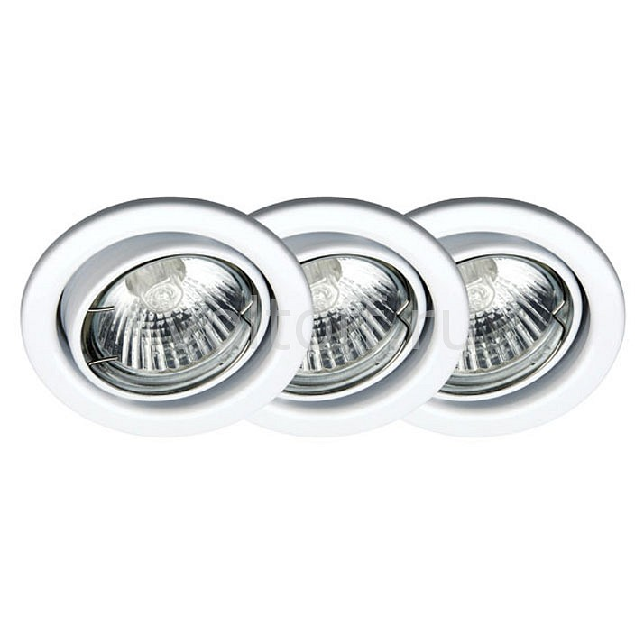 Комплект из 3 встраиваемых светильников BrilliantМеталлические светильники<br>Артикул - BT_G94506_05,Бренд - Brilliant (Германия),Серия - Classic,Гарантия, месяцы - 24,Глубина, мм - 90,Диаметр, мм - 80,Диапазон рабочих температур - комнатная температура,Масса, кг - 0.77,Дополнительные параметры - поворотные светильники, степень пылевлагозащиты:с внешней стороны IP23, с внутренней IP20<br>