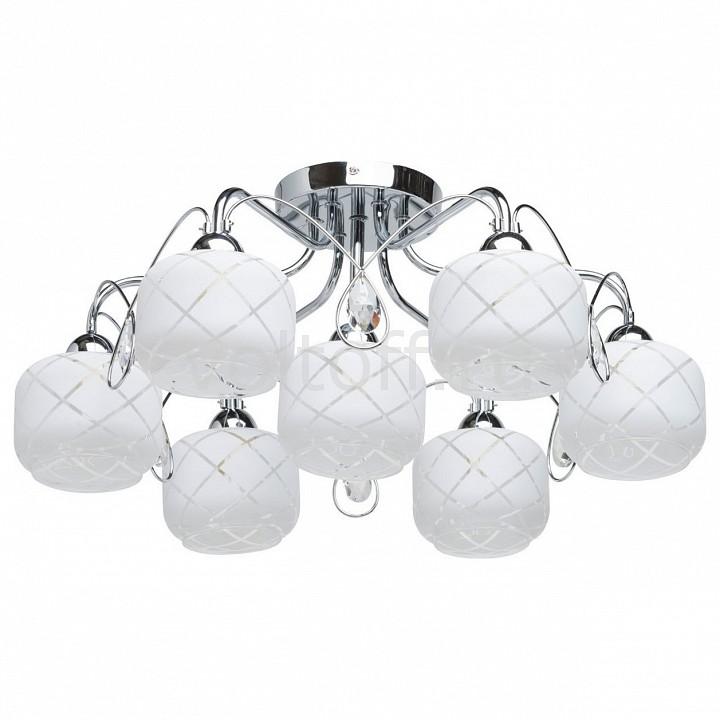 Потолочная люстра De MarktПотолочные светильники модерн<br>Артикул - MW_358016407,Серия - Грация 7<br>