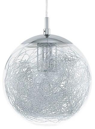 Подвесной светильник EgloМеталлические светильники<br>Артикул - EG_93073,Серия - Luberio<br>