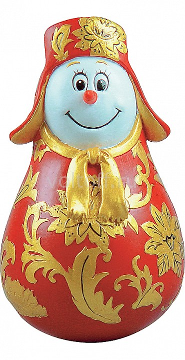 "Снеговик Mister Christmas (11 см) ""Неваляшка"" МКМ-03"