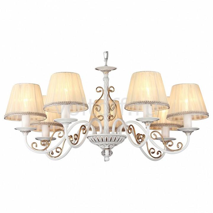 Подвесная люстра MaytoniКлассические потолочные светильники<br>Артикул - MY_ARM290-07-G,Серия - Sunrise<br>