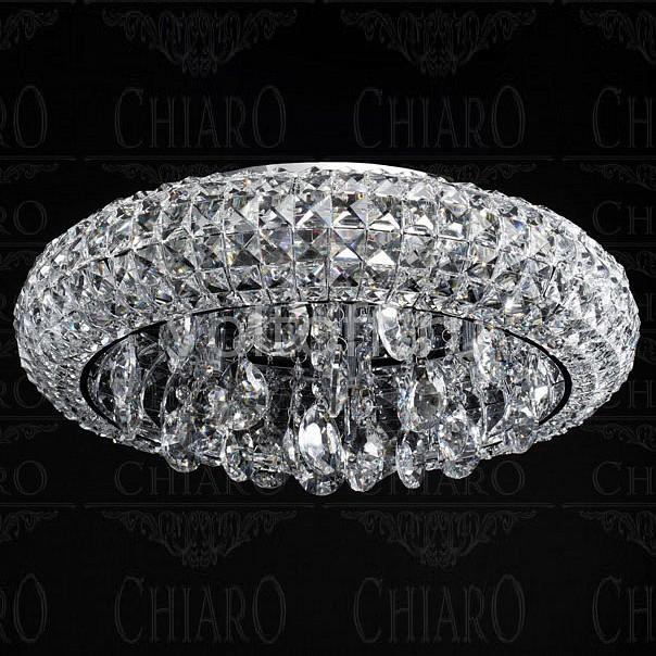 Потолочная люстра ChiaroЭлитные светильники<br>Артикул - CH_276014207,Серия - Венеция 9<br>