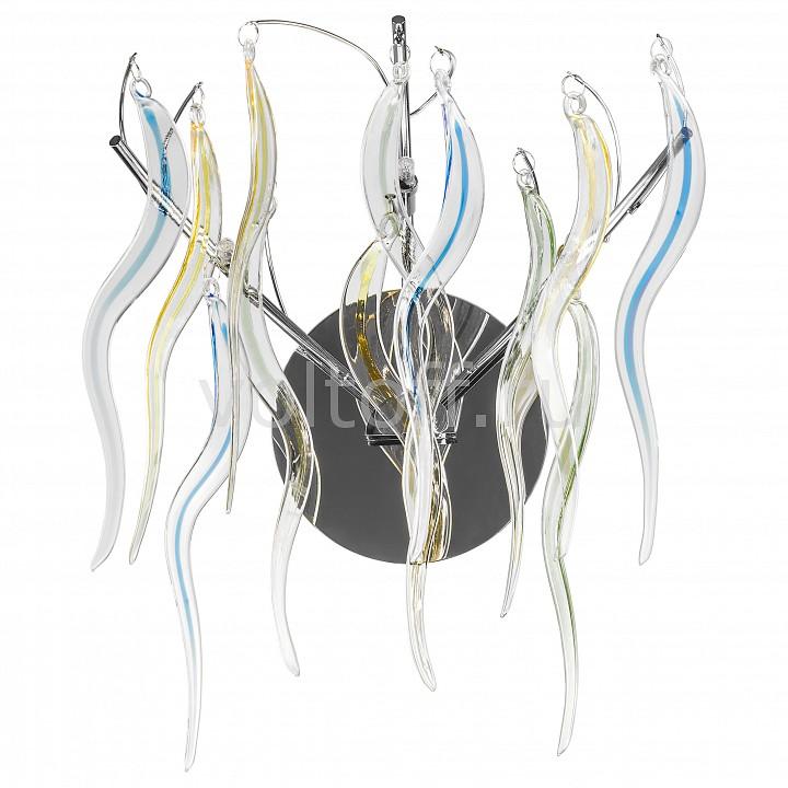 Бра Lightstar - LightstarМеталлические светильники<br>Артикул - LS_792634,Серия - Mocco<br>