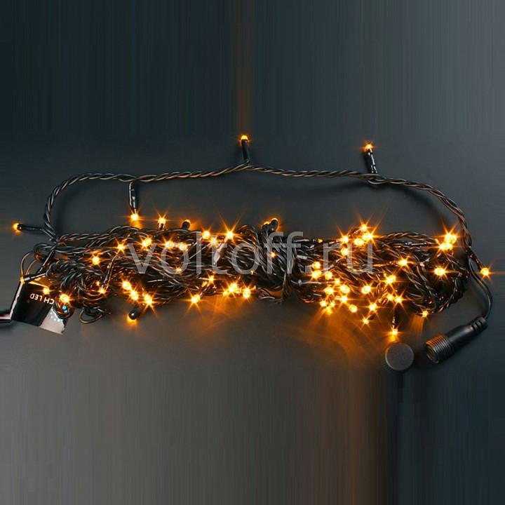 Гирлянда на деревья RichLEDСветодиодное освещение для улицы<br>Артикул - RL_RL-S10C-24V-Y,Серия - RL-S10C<br>