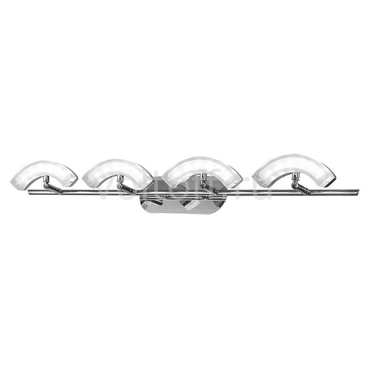 Спот IDLampСветодиодные светильники<br>Артикул - ID_350_4A-Chrome,Серия - 350<br>