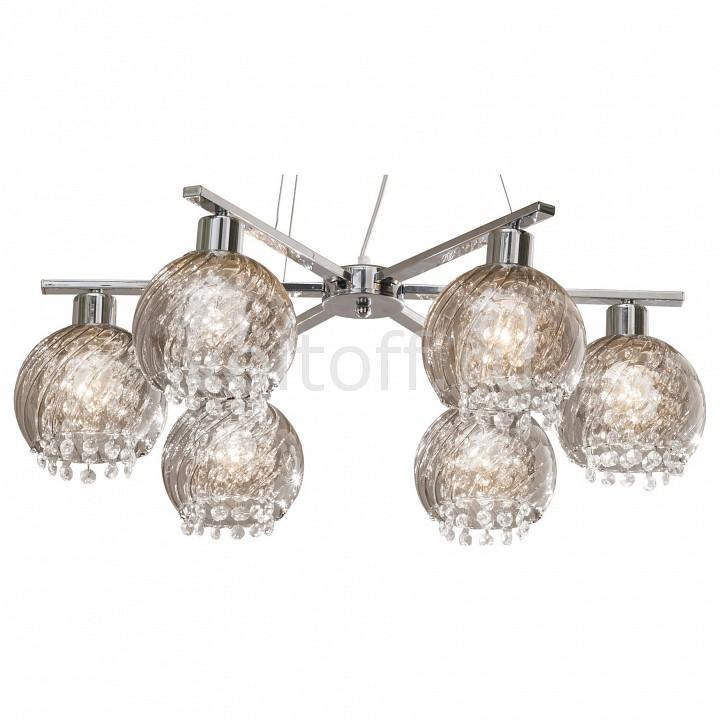 Подвесная люстра CitiluxЭлитные светильники<br>Артикул - CL317161,Серия - Бейт<br>