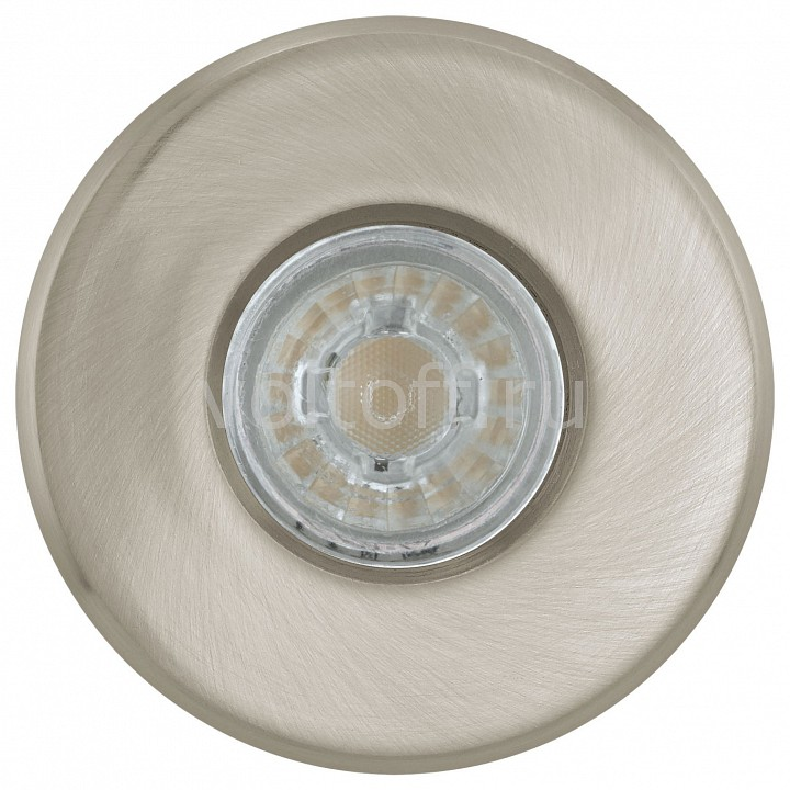 Комплект из 3 встраиваемых светильников Eglo