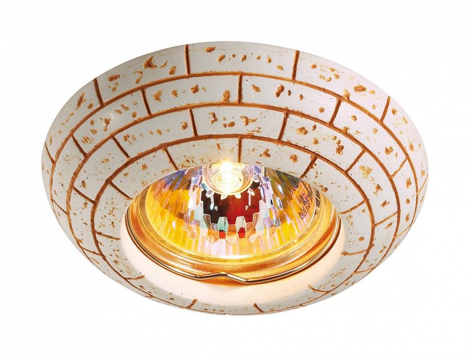Встраиваемый светильник NovotechКлассические потолочные светильники<br>Артикул - NV_369531,Серия - Sandstone<br>