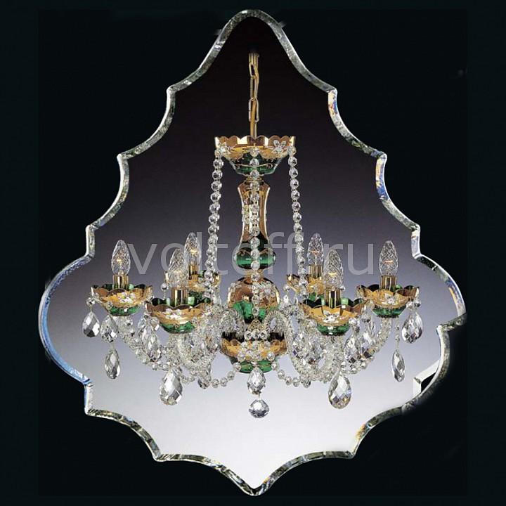 Подвесная люстра Elite BohemiaЭлитные светильники<br>Артикул - EB_L_500_6_35,Серия - Bohemian Decorated Classics<br>