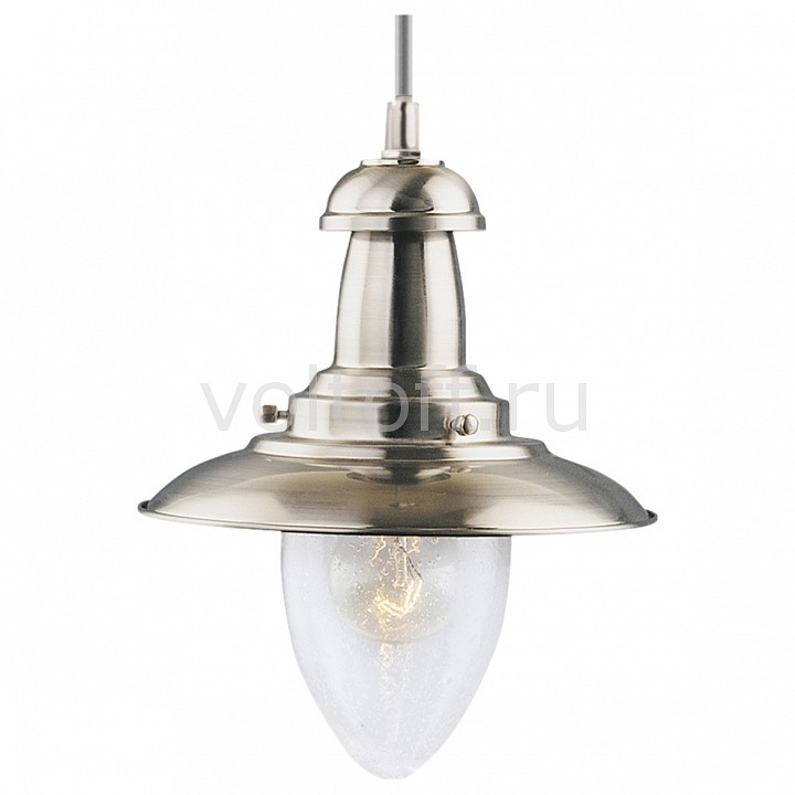 Подвесной светильник Arte Lamp Fisherman A5518SP-1SS arte lamp crystal a3420pl 1ss