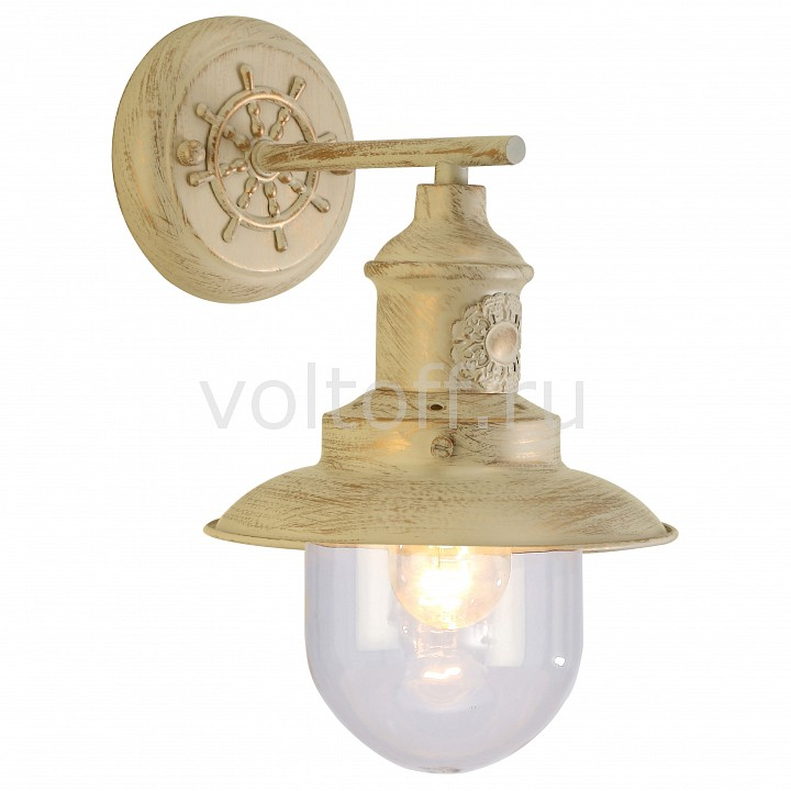 Бра Arte Lamp Fleece A4524AP-1WG thyssen parts leveling sensor yg 39g1k door zone switch leveling photoelectric sensors