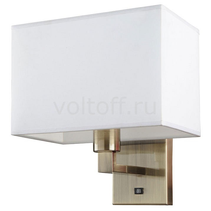 Бра Arte Lamp Hall A9248AP-1AB бра arte lamp a7107ap 1ab