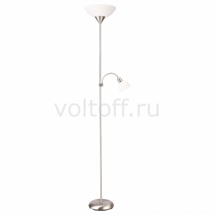 Торшер с подсветкой Arte Lamp Duetto A9569PN-2SS islam between jihad and terrorism