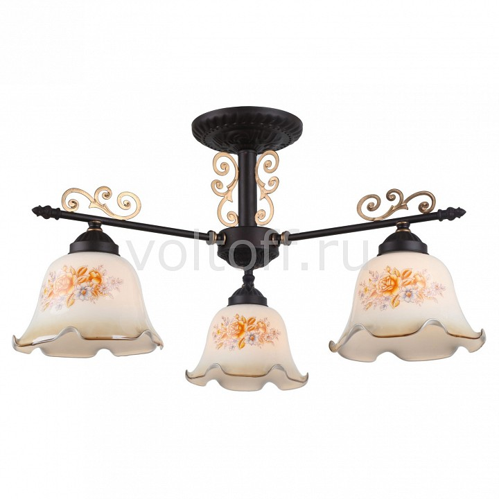 Люстра на штанге Arte Lamp Aroma A6582PL-3BR ароматизатор aroma wind 002 a