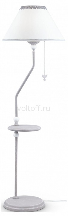 Торшеры с полкой Maytoni Bouquet ARM023-FL-01-S торшеры