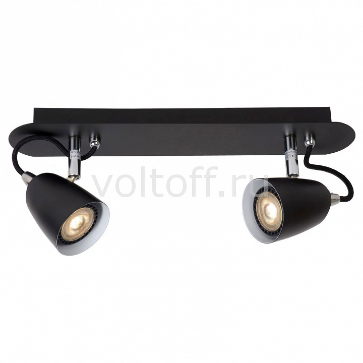 Спот Lucide Ride LED 26956/10/30 спот lucide ride led copper цвет черный gu10 5 вт 26956 10 17