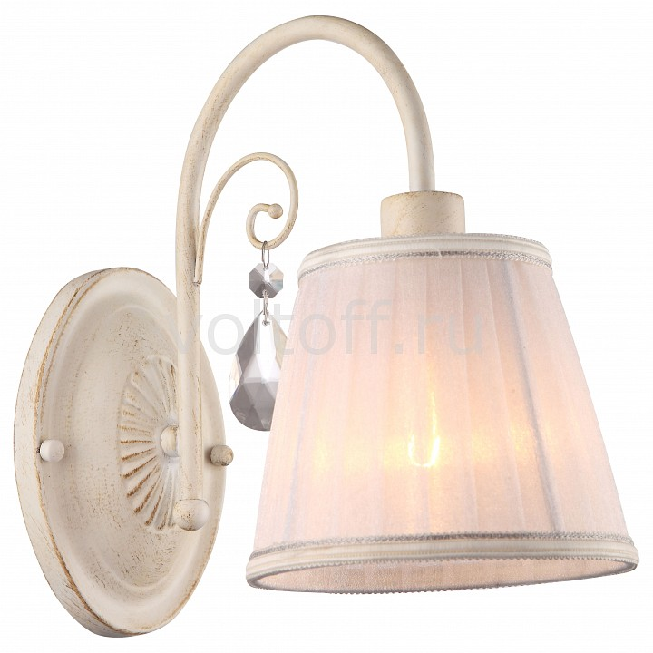 Бра Arte Lamp Alexia A9515AP-1WG бра arte lamp sailor a4524ap 1wg