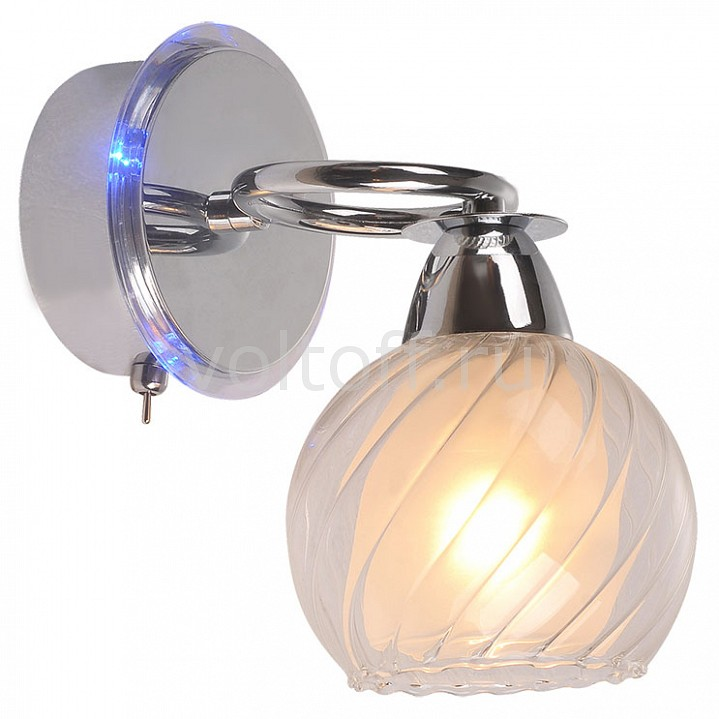 Бра IDLamp 224/1A-Chrome бра idlamp 864 1a chrome