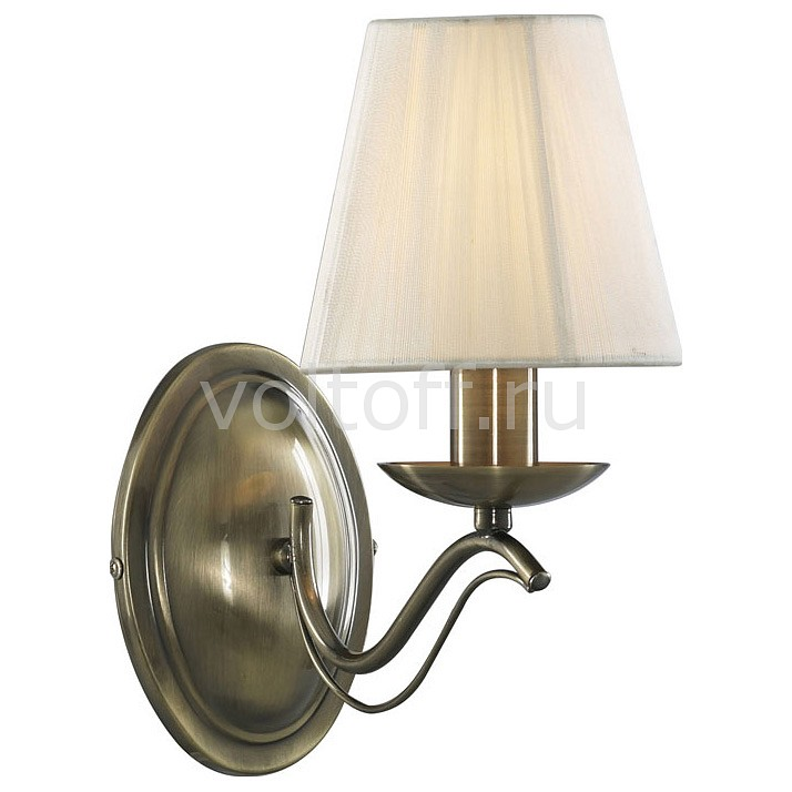 Бра Arte Lamp Domain A9521AP-1AB бра arte lamp a7107ap 1ab