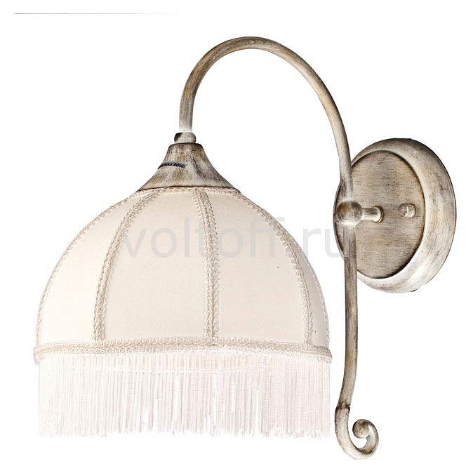 Бра Arte Lamp Victoriana 1 A2116AP-1WG бра arte lamp sailor a4524ap 1wg
