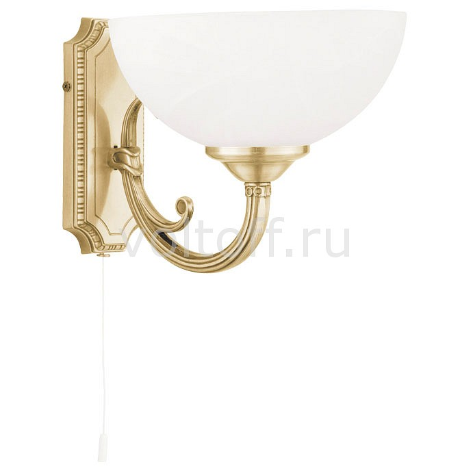Бра Arte Lamp Windsor A3777AP-1AB бра arte lamp a7107ap 1ab