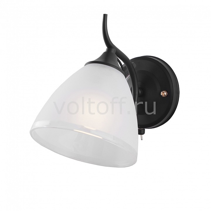 Бра IDLamp Marsell 277/1A-Black цена