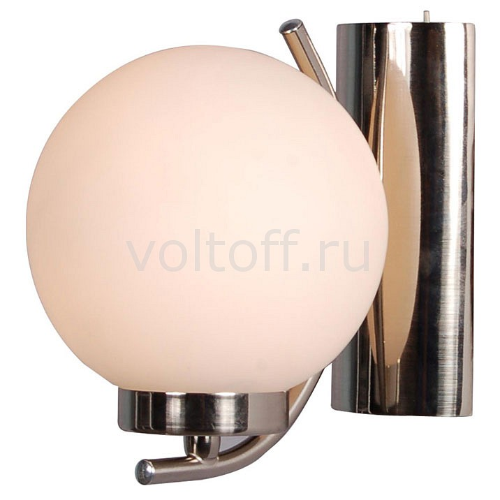 Бра Arte Lamp Cloud A8170AP-1SS arte lamp подвес arte lamp a3022sp 1ss