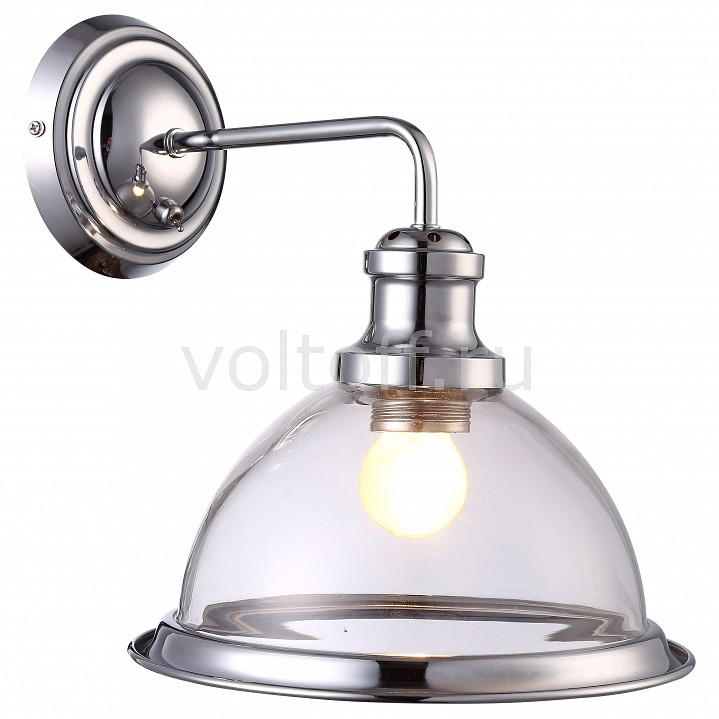 Бра Arte Lamp Oglio A9273AP-1CC бра arte lamp brooklyn a9484ap 1cc