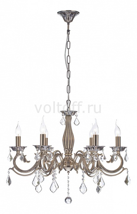 Подвесная люстра Maytoni Bronze 4 ARM245-06-R maytoni bronze 4 arm245 02 r