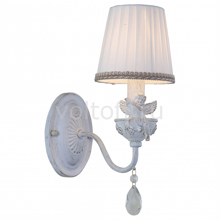Бра Arte Lamp Cherubino A5656AP-1WG бра arte lamp sailor a4524ap 1wg