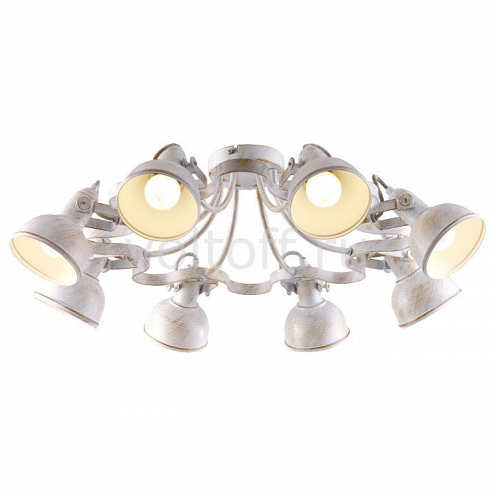 Люстра на штанге Arte Lamp Martin A5216PL-8WG diu wonderful r