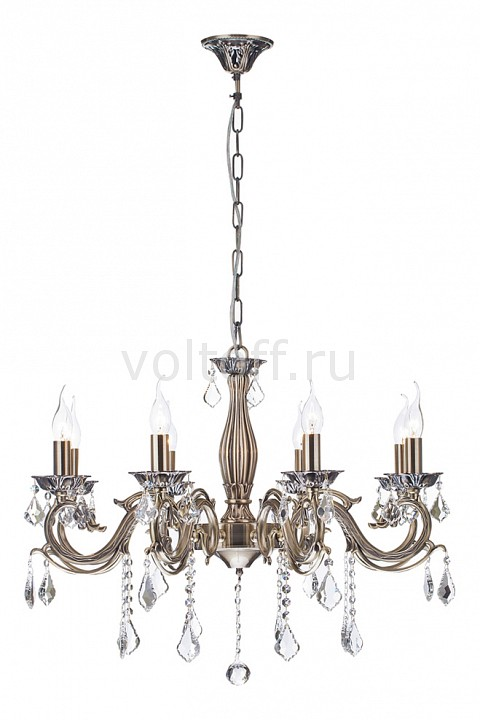 Подвесная люстра Maytoni Bronze 4 ARM245-08-R maytoni bronze 4 arm245 02 r