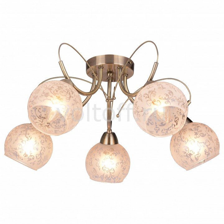 Потолочная люстра TopLight Patricia TL3740X-05AB wilde o a house of pomegranates
