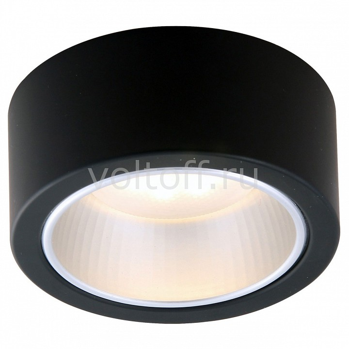 Накладной светильник Arte Lamp Effetto A5553PL-1BK tru virtu pearl 20 10 1 0001 13 green hunt