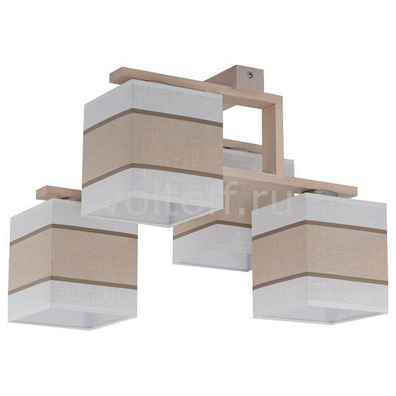 Люстра на штанге TK Lighting 562 Lea white 4 потолочная люстра tk lighting 408 lea gray 2