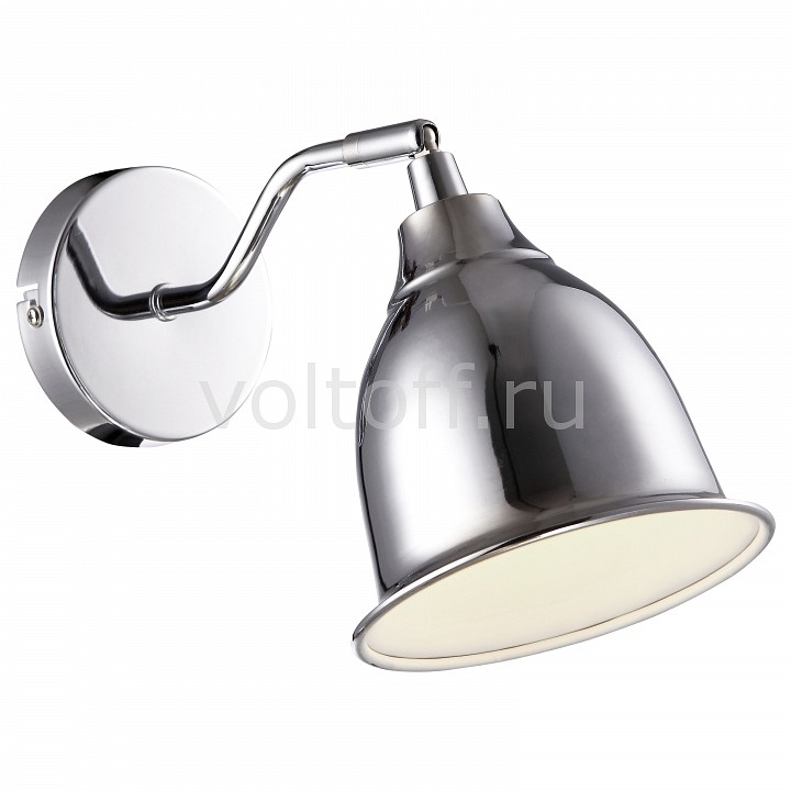Бра Arte Lamp Campana A9557AP-1CC бра arte lamp brooklyn a9484ap 1cc