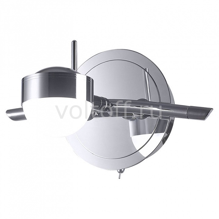 Бра IDLamp 348/1A-Chrome спот idlamp savini 348 1a chrome