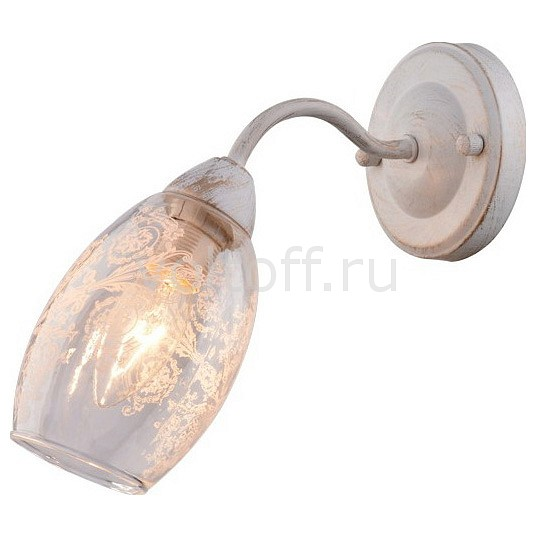 Бра Arte Lamp Bettina A1296AP-1WG бра arte lamp sailor a4524ap 1wg
