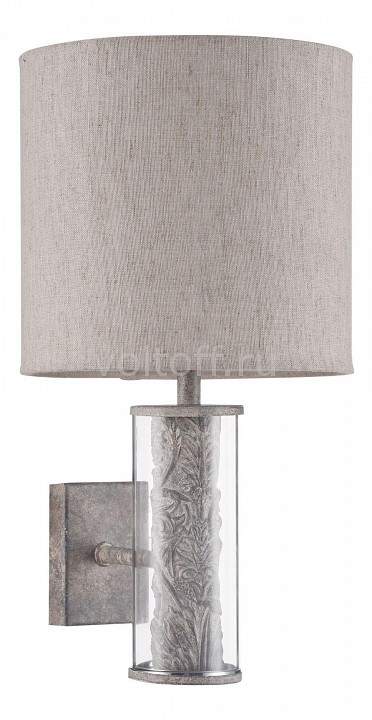 Бра Maytoni Maryland ARM526WL-01GR люстра lampgustaf maryland 550317
