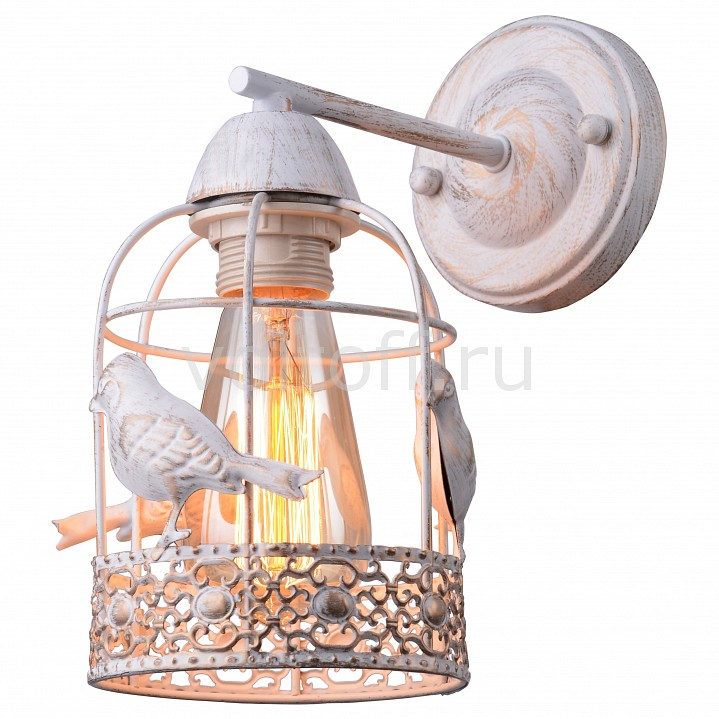 Бра Arte Lamp Cincia A5090AP-1WG бра arte lamp sailor a4524ap 1wg