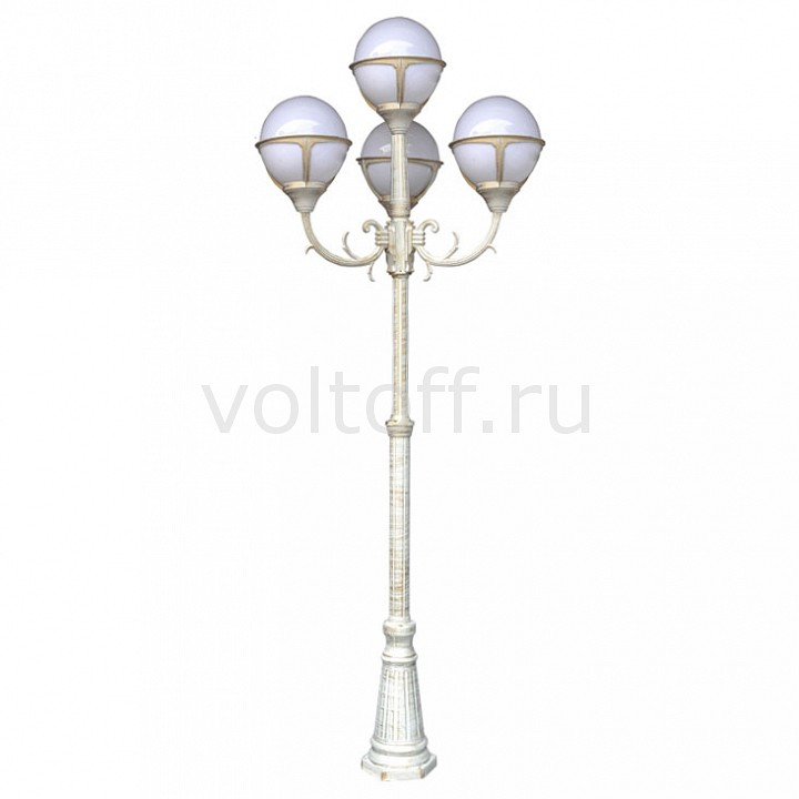 Фонарный столб Arte Lamp Monaco A1497PA-4WG free shipping lt1028cs8 lt1028 new ic sop8 10pcs lot