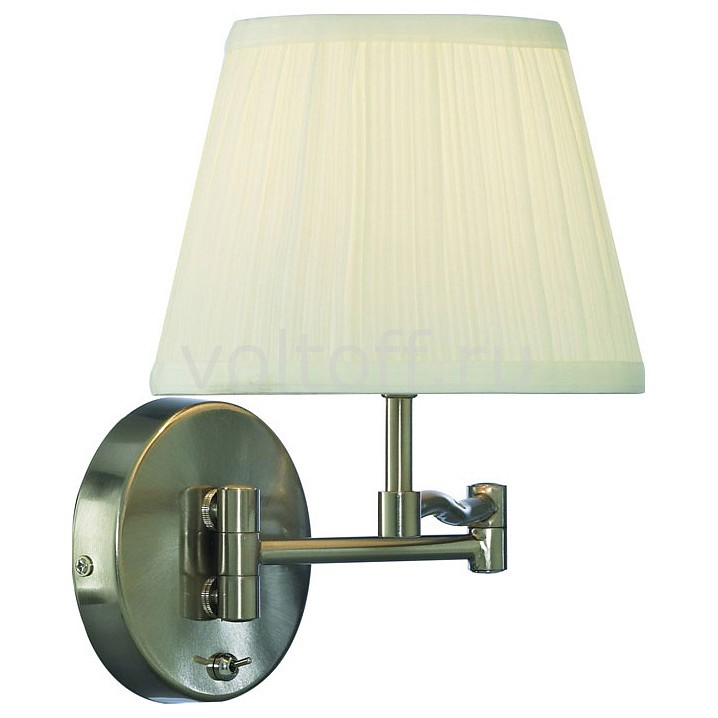 Бра Arte Lamp California A2872AP-1SS arte lamp подвес arte lamp a3022sp 1ss