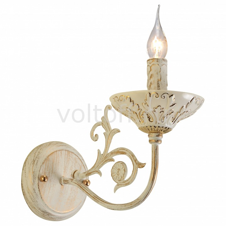 Бра Arte Lamp Faina A5326AP-1WG бра arte lamp sailor a4524ap 1wg