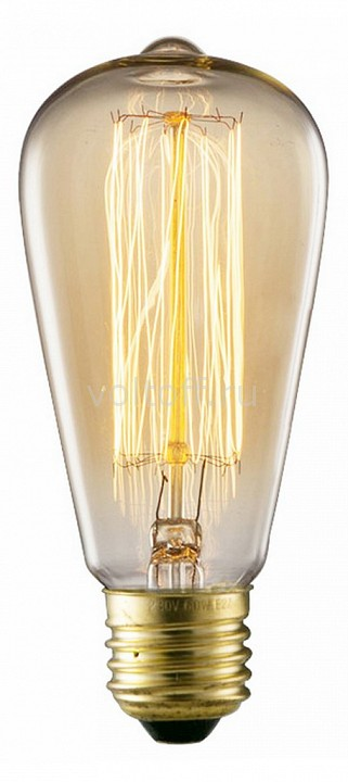 Лампа накаливания Arte Lamp Bulbs ED-ST64-CL60 лампа накаливания arte lamp ed t10 cl60