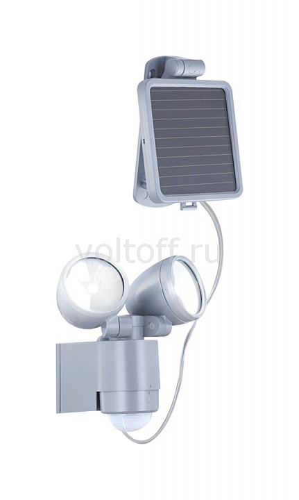 Светильник на штанге Globo Solar Al 15 3715S 12v 24v 40a mppt pwm solar regulator with lcd display usb intelligent streetlight three time solar charge controller y solar