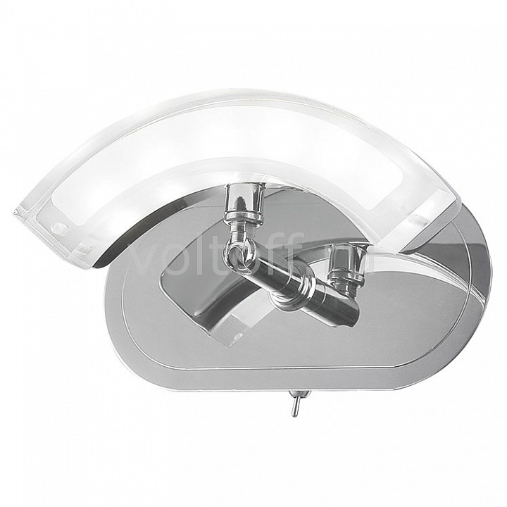 Бра IDLamp 350/1A-Chrome бра idlamp 864 1a chrome