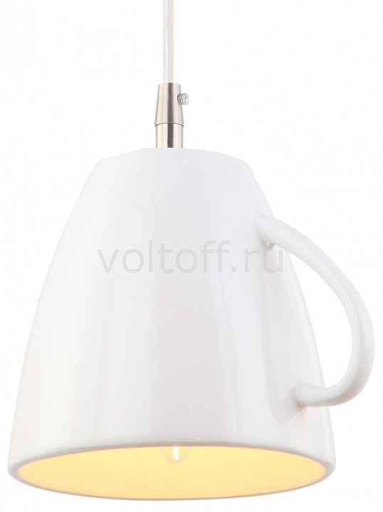 Подвесной светильник Arte Lamp Cafeteria A6605SP-1WH projector lamp sp lamp 055 for infocus in5502 in5504 in5532 in5533 in5534 in5535 with japan phoenix original lamp burner