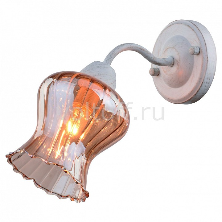 Бра Arte Lamp Chiara A6098AP-1WG бра arte lamp sailor a4524ap 1wg