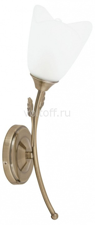 Бра Spot Light Stilo Brass 5083111 european brass
