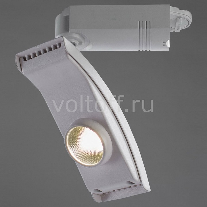 Светильник на штанге Arte Lamp A2120PL-1WH Track Lights A2120PL-1WH arte lamp a4289sp 1wh